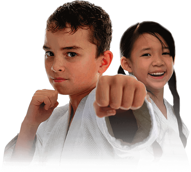 tae kwon do for kids banner