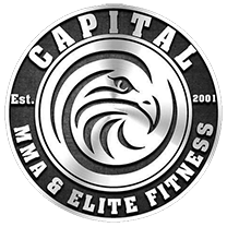 Capital MMA & Fitness Center logo